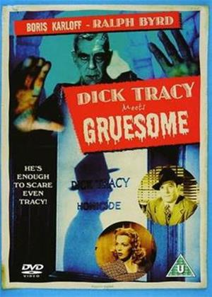 Rent Dick Tracy Meets Gruesome Online DVD Rental