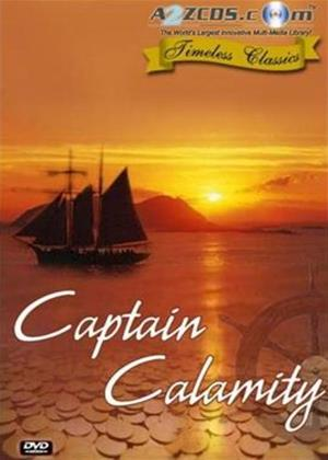 Captain Calamity Online DVD Rental