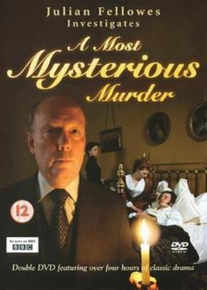 Rent Julian Fellowes Investigates: A Most Mysterious Murder Online DVD Rental
