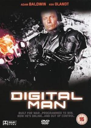 Digital Man Online DVD Rental