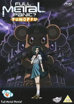 Rent Full Metal Panic? FUMOFFU: Vol.4 Online DVD Rental