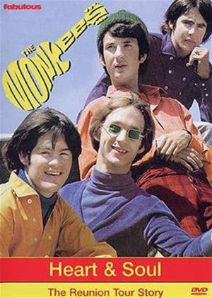 Rent The Monkees: Heart and Soul Online DVD Rental