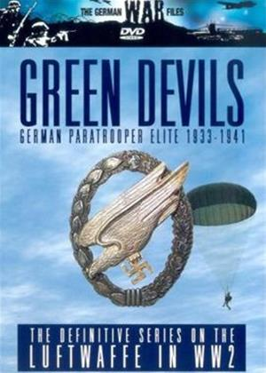 The German War Files: Green Devils: German Paratrooper Elite Online DVD Rental
