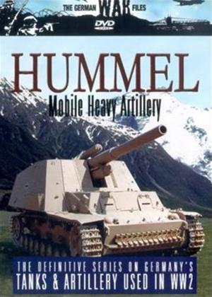 The German War Files: Hummel: Mobile Heavy Artillery Online DVD Rental