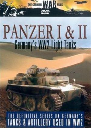 The German War Files: Panzer I and II: Germany's WW2 Light Tanks Online DVD Rental