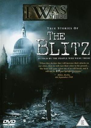 Rent I Was There...True Stories of the Blitz Online DVD Rental