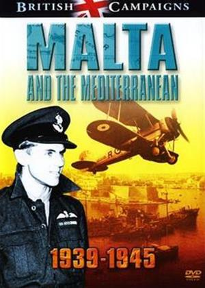 British Campaigns: Malta and the Mediterranean Online DVD Rental