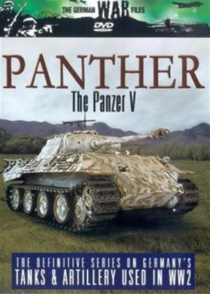 Rent German War Files: The Panther: The Panzer V Online DVD Rental
