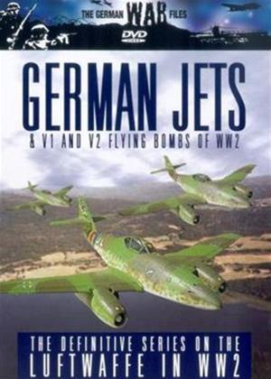 Rent The German War Files: German Jets and V1 and V2 Flying Bombs of World War II Online DVD Rental