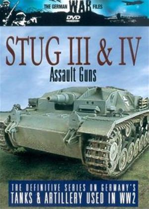 Rent The German War Files: Stugg III and IV: Assault Guns Online DVD Rental