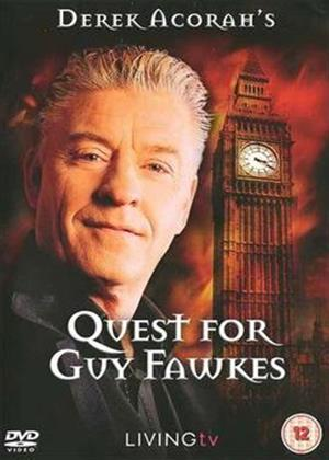 Rent Derek Acorah's Quest for Guy Fawkes Online DVD Rental