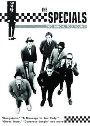 Rent The Specials: Too Much, Too Young Online DVD Rental