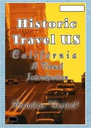 Historic Travel US: California: A Visual Introduction Online DVD Rental
