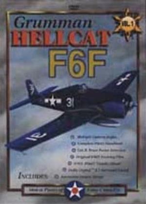 Roaring Glory Warbirds: Vol.1: Grumman F6F Hellcat Online DVD Rental