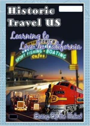 Historic Travel US: Learning to Live in California Online DVD Rental