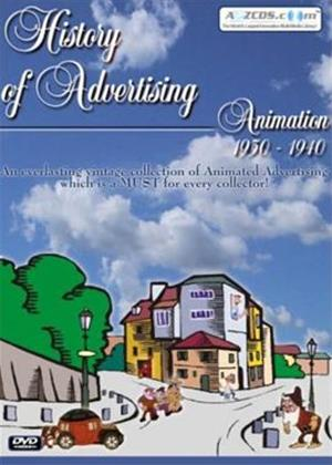 History of Advertising: Animation 1930-1940 Online DVD Rental