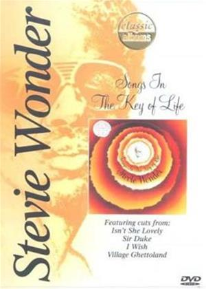Rent Stevie Wonder: Songs in the Key of Life Online DVD Rental