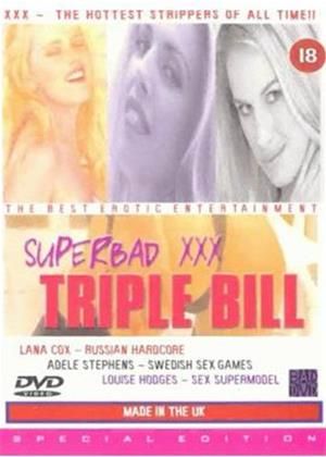 Rent Superbad Triplexxx Triple Bill Online DVD Rental