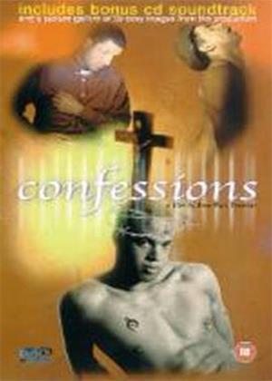 Rent Confessions: Antonio Online DVD Rental