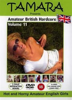 Rent Amateur British Hardcore: Vol.11 Online DVD Rental