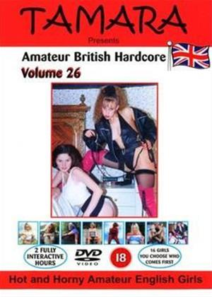 Rent Amateur British Hardcore: Vol.26 Online DVD Rental