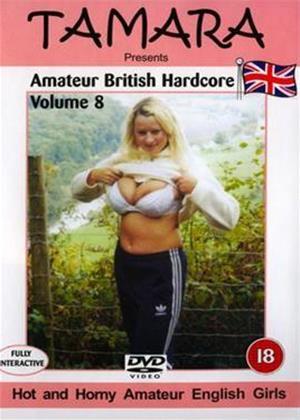 Rent Amateur British Hardcore: Vol.8 Online DVD Rental