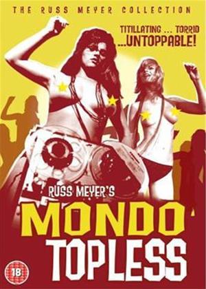 Rent Mondo Topless Online DVD Rental