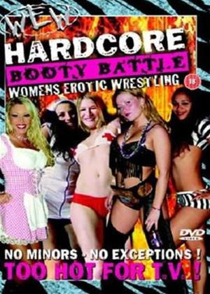Rent WEW: Hardcore Booty Battle Online DVD Rental