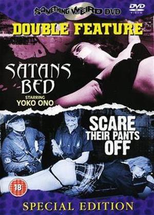 Rent Scare Their Pants Off / Satan's Bed Online DVD Rental