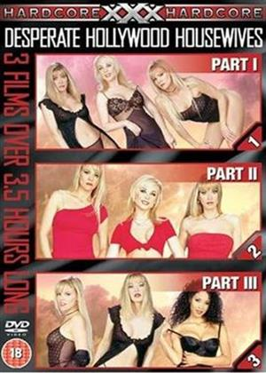 Rent XXX Hardcore: Desperate Hollywood Housewives Online DVD Rental