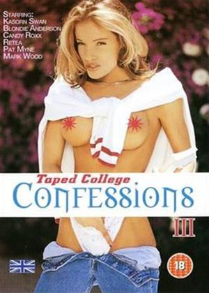 Rent Taped College Confessions 3 Online DVD Rental