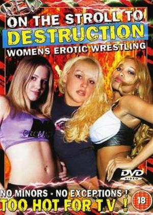 Rent WEW: On the Stroll to Destruction Online DVD Rental