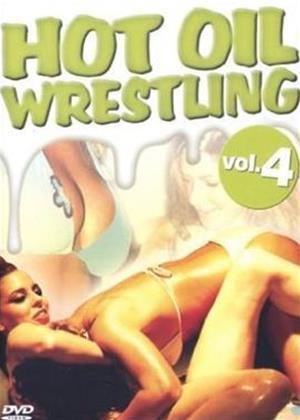 Rent Hot Oil Wrestling: Vol.4 Online DVD Rental