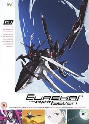 Rent Eureka Seven 5 Online DVD Rental