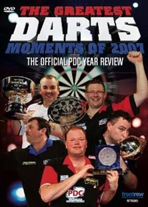Rent The Greatest Darts Moments 2007: The Official PDC Year Review Online DVD Rental