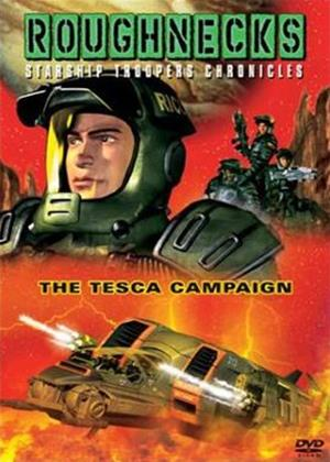 Troopers Chronicels: The Tesca Campaign Online DVD Rental