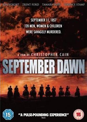 September Dawn Online DVD Rental