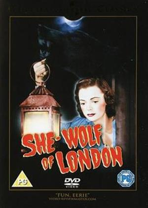 Rent She: Wolf of London Online DVD Rental