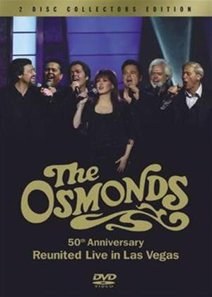 Rent Osmonds: Live in Las Vegas Online DVD Rental