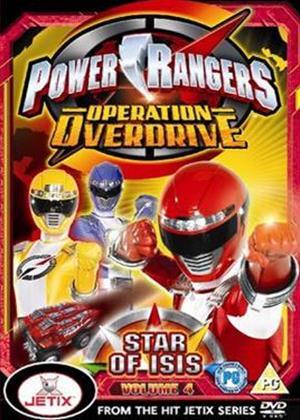 Rent Power Rangers: Operation Overdrive: Vol.4 Online DVD Rental