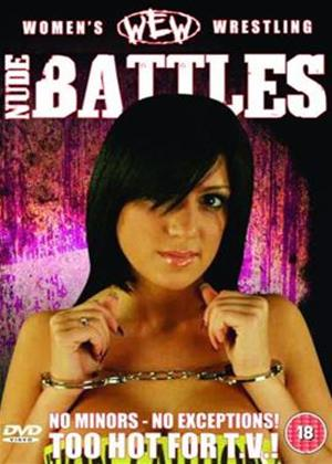 Rent W.E.W: Nude Battles Online DVD Rental