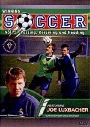 Winning Soccer: Passing, Receiving and Heading Online DVD Rental