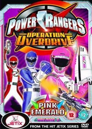 Rent Power Rangers: Operation Overdrive: Vol.5 Online DVD Rental