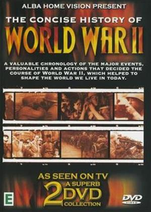 The Concise History of World War 2 Online DVD Rental