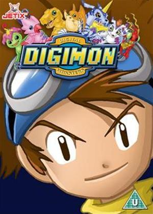 Rent Digimon: Triple Set Online DVD Rental