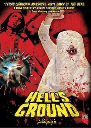 Hell's Ground Online DVD Rental
