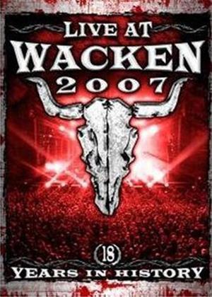 Rent Wacken 2007 Live Online DVD Rental