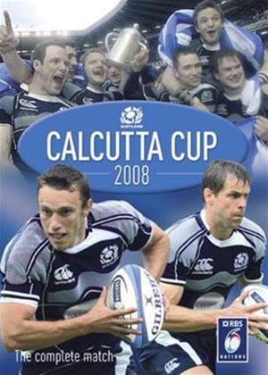 Calcutta Cup 2008 Online DVD Rental