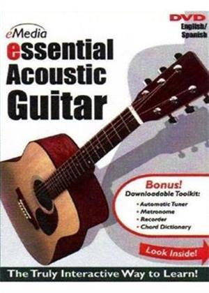Rent Essential Acoustic Guitar Online DVD Rental