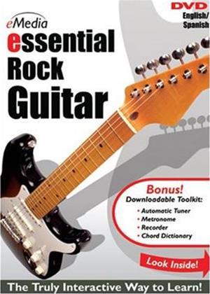 Rent Essential Rock Guitar Online DVD Rental